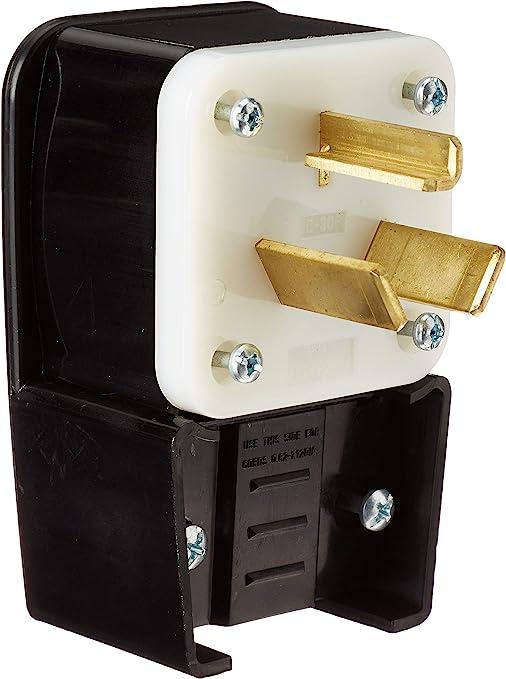 Amazon.com: Leviton 9332-p 30 Amp, 125/250 V, Straight Blade ...