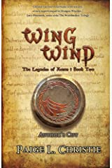 Wing Wind (The Legacies of Arnan Book 2) Kindle Edition