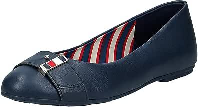 أحذية باليه المسطحة النسائية بتصميم باليرينا من شركة تومي هيلفيغر