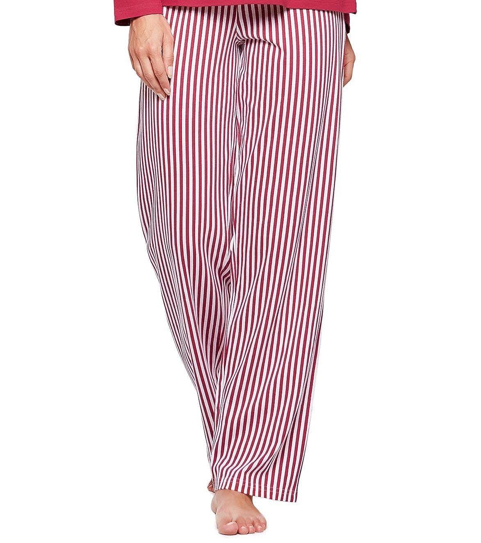 60c309a8f6bbae mit weicher Baumwolle in verschiedenen Designs Moonline moderner und bequemer  Damen Pyjama/Shorty/Capri Schlafanzug