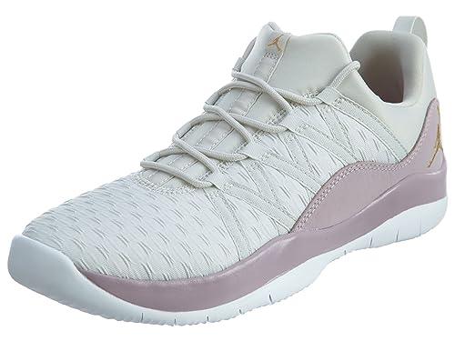 images détaillées 828a2 a07e3 Nike Jordan Deca Fly Prem HC GG - Baskets Fille, Beige, 36.5 ...