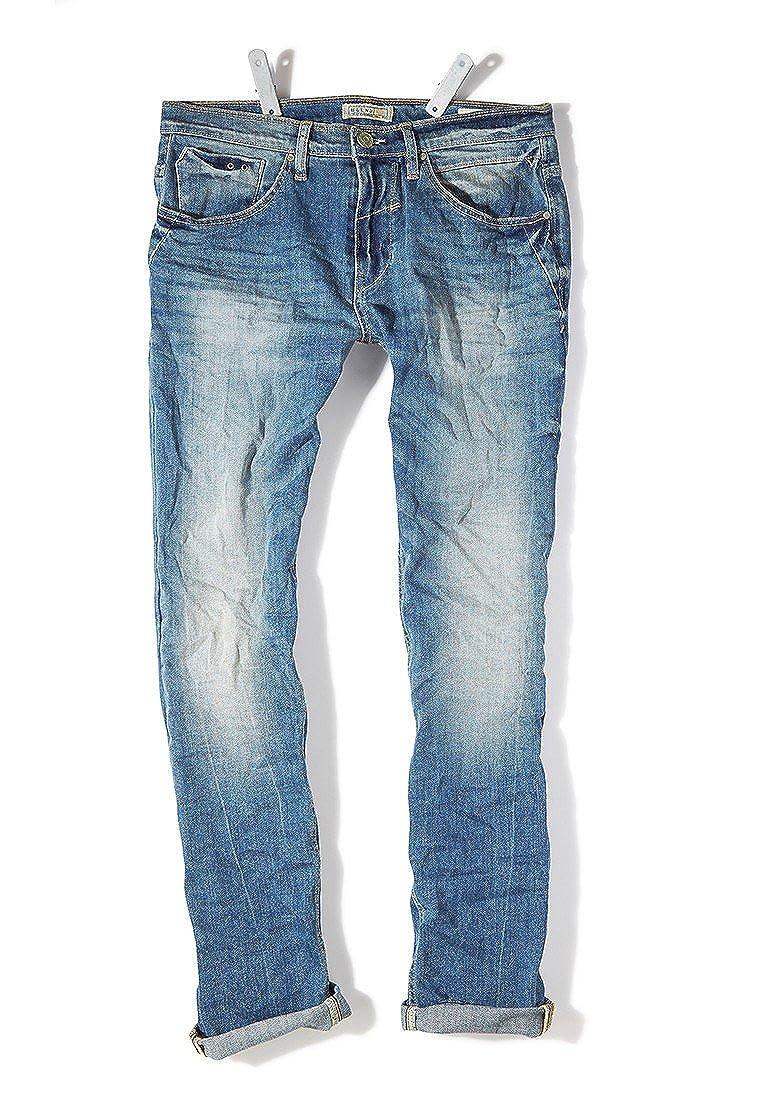 Blend Slim Twister co 29Amazon Jeans Men's ukClothing Fit Blue VzUpSM