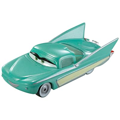 Disney Pixar Cars Flo #2 Diecast Vehicle: Toys & Games