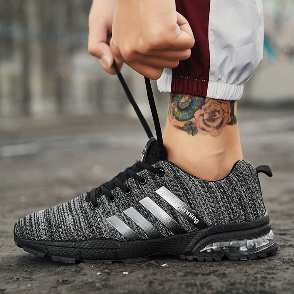 Damen Herren Laufschuhe Sportschuhe Turnschuhe Trainers Running Fitness Atmungsaktiv Sneakers