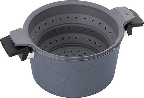 Woll 101CPI Concept - Batería de cocina de inducción, incluye ...