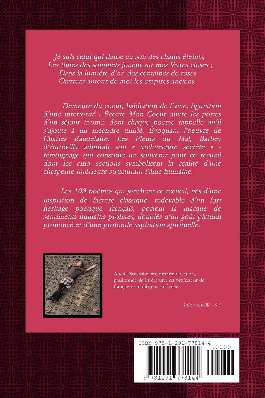 écoute Mon Cœur Llbromans Amazones Abélie Sislambe