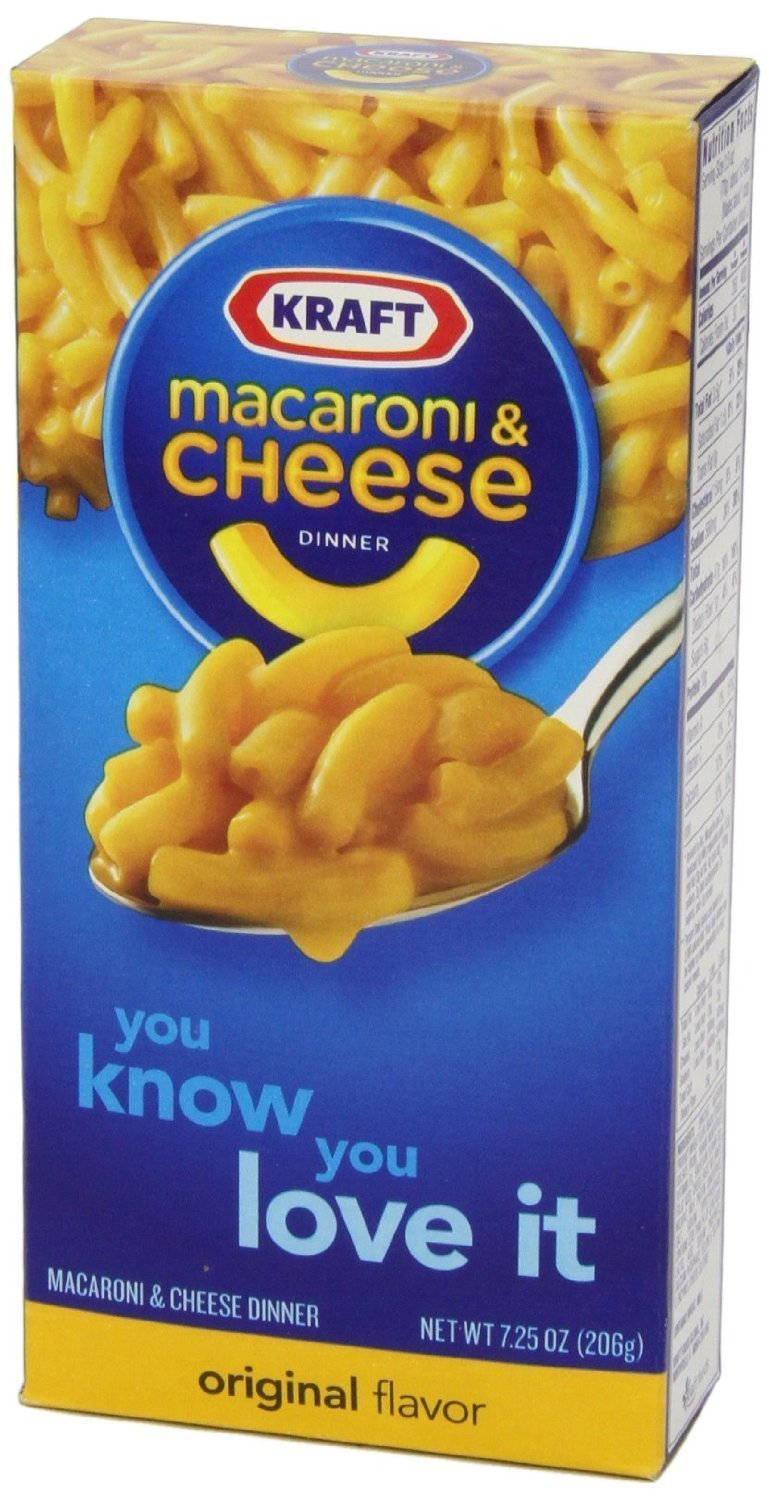 Kraft Mac & Cheese Dinner - 7.25 Oz. (3 -Packs)