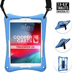 "Cooper Trooper 2K Rugged Case for 7.9-8.9"" Tablet 
