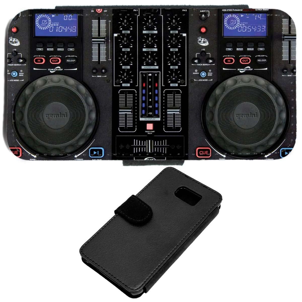 Case Chimp Galaxy S6 Mezclador CDDJ DJ Technics Tocadiscos Tipo ...