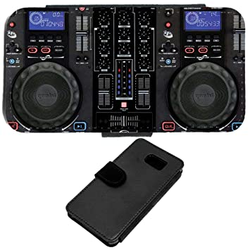 Case Chimp Galaxy S6 Mezclador CDDJ DJ Technics Tocadiscos ...