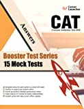 Booster Test Series - CAT - 15 Mock Tests (Questions, Answers and Explanations)