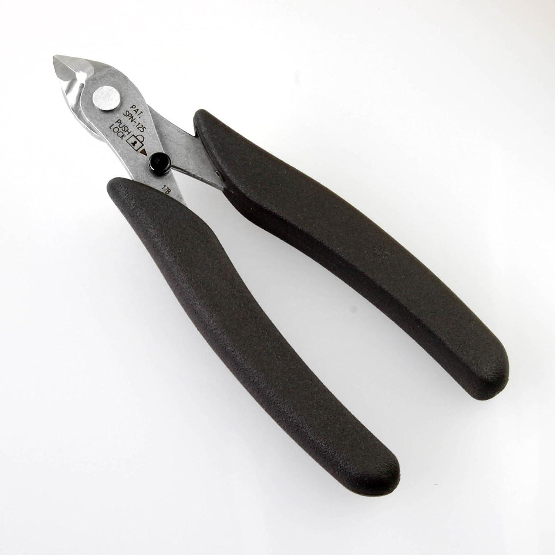Tsunoda SPN-125 Stainless Diagonal Cutter for Plastics - - Amazon.com