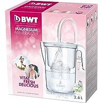 BWT Vida Manual – Jarra filtradora de agua con magnesio 2,6 L ...