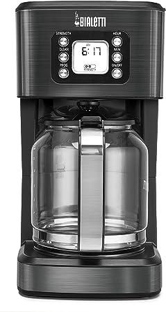 Amazon.com: Bialetti CM1045A - Cafetera programable con ...