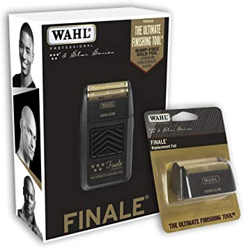 Wahl Finale Lithium - Pack: Maquina de afeitar + Cuchilla de Afeitar: Amazon.es: Salud y cuidado personal