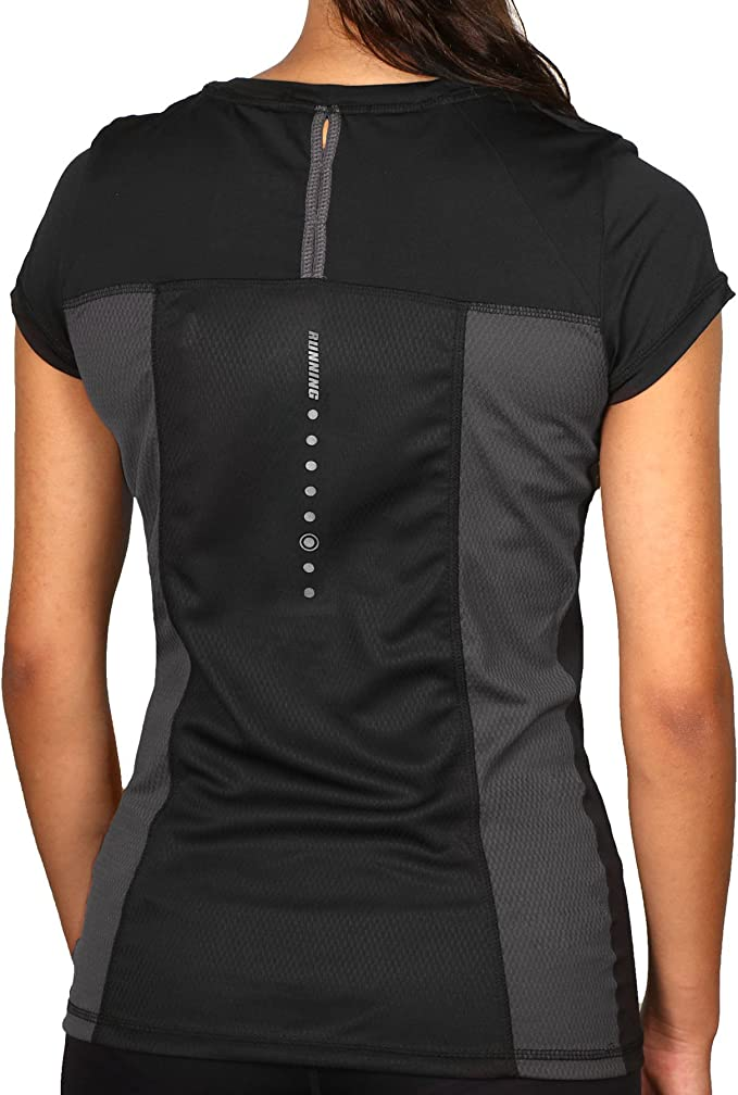 Crivit Damen Yoga Top Sport Wellnes Shirt Ärmells TENCEL® XS S M L Sportiv