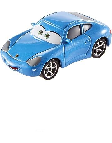 Cars 3 Coche Sally, coche juguete (Mattel FJH98)