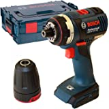 Bosch Professional GSR L-Boxx 18 V-EC FC2 Cordless Drill Driver (Without Battery and Charger)