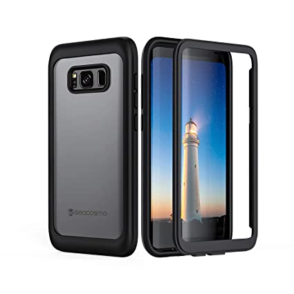 Amazon.com: Seacosmo - Carcasa para Samsung Galaxy S8 Plus ...
