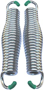 """Backyard Recess - Hammock Chair Springs for Porch Swings and Hanging Chairs 