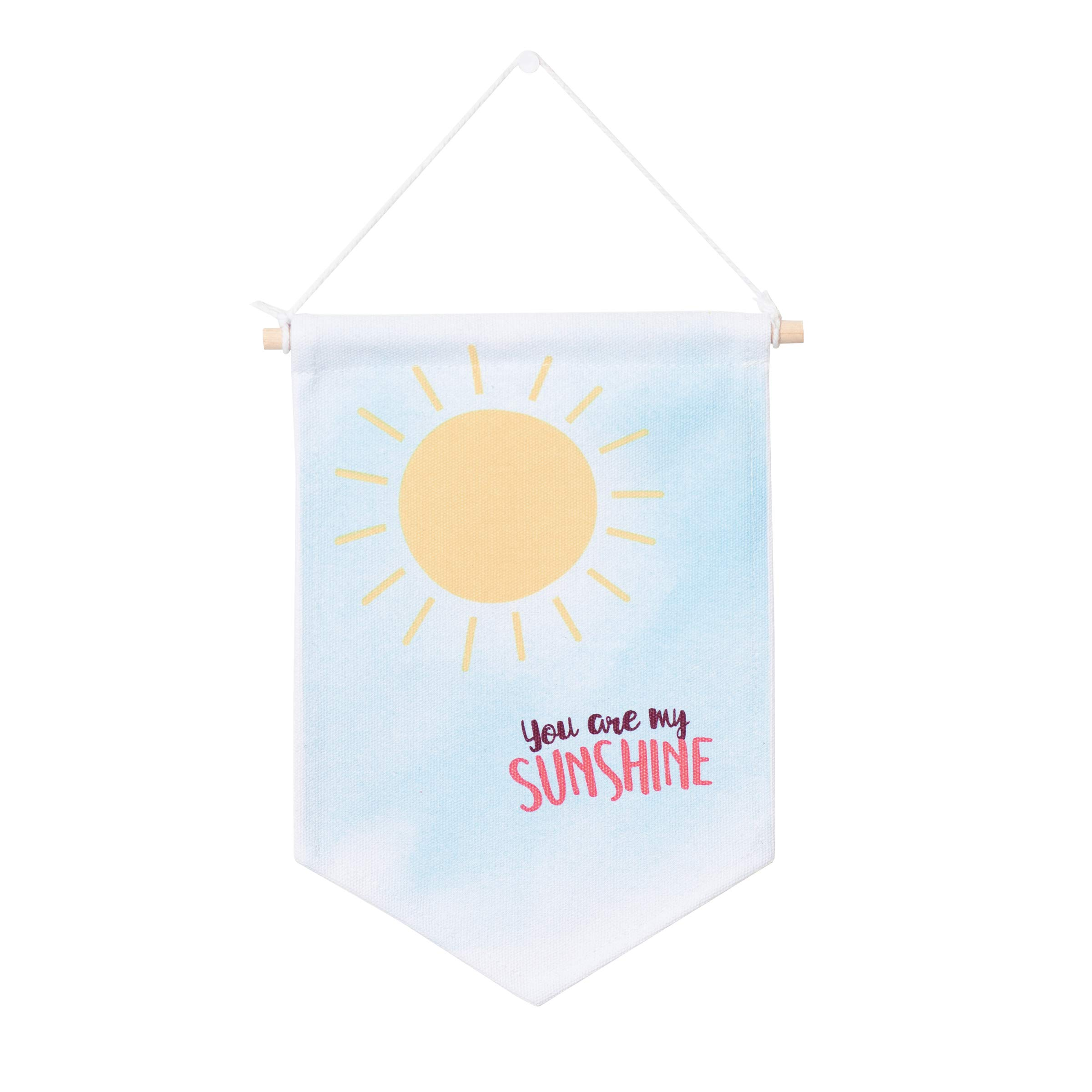 lulujo Baby Wall Art Banner, You are My Sunshine
