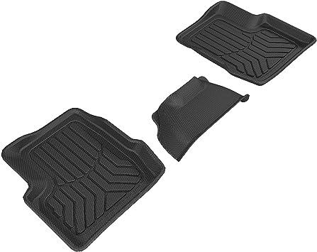 Amazon Com Aries Fa00521809 Styleguard Xd Black Custom Floor Liners Select Fiat 500x 2nd Row Only Automotive