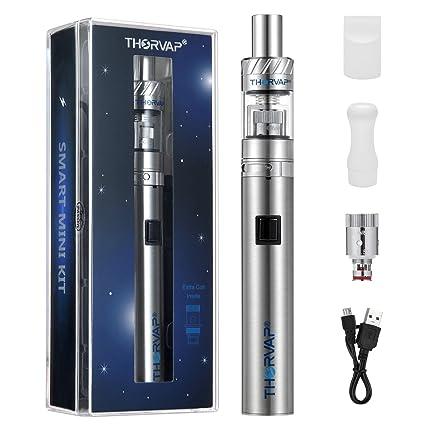 THORVAP® Estuche de transporte Multifuncionales estuche de cremallera para el cigarrillo electrónico ego kit,