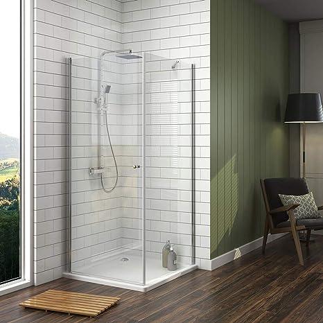 Pendeltür dusche 90 cm