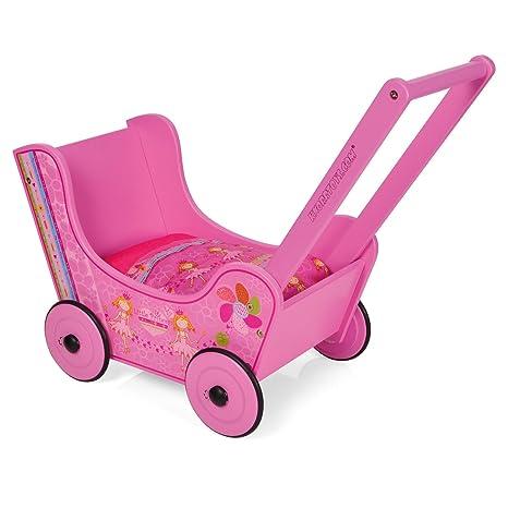 Knorrtoys.com 69904 Walky Princess - Coche de paseo de madera para muñecas, color
