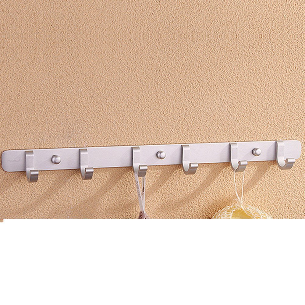 DACHUI The place of the aluminum pegs line solid hooks towel hooks
