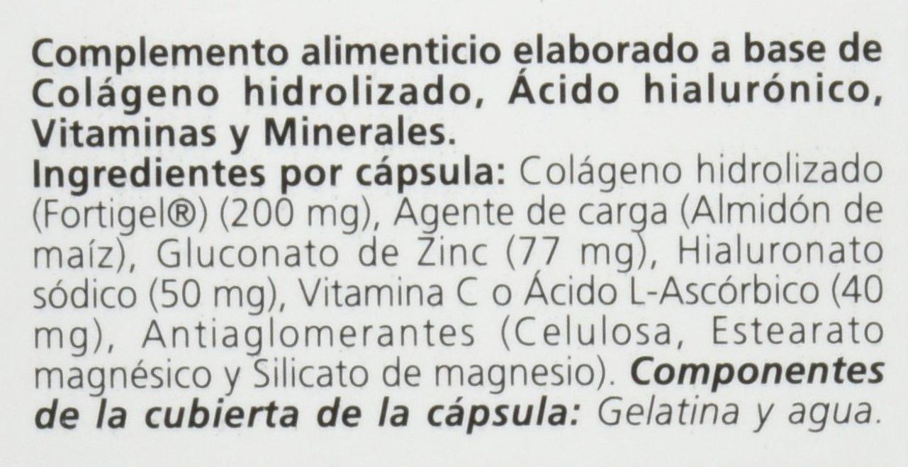 Sanon Colágeno y Ácido Hialuronico - 3 Paquetes de 30 Cápsulas: Amazon.es: Salud y cuidado personal