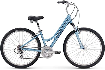 Venture 2 Step-Thru Comfort Bike