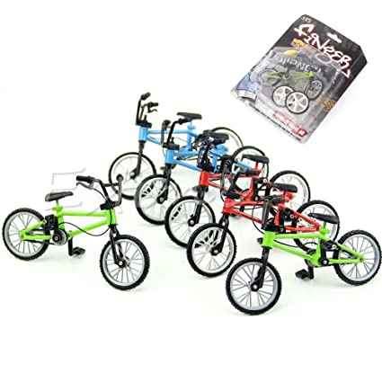 Thobu Childrens Day Gift Baby Kids Toys Gifts Mini Fuctional Finger Mountain Bike BMX Fixie Bicycle Bike Boy Toy Creative Game