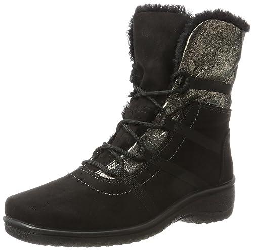 ARA München-st-gor-Tex, Botas de Nieve para Mujer: Amazon.es: Zapatos y complementos