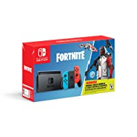 Consola Nintendo Switch Fortnite: Double Helix Edition