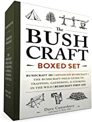 The Bushcraft Boxed Set: Bushcraft 101; Advanced Bushcraft; The Bushcraft Field Guide to Trapping, Gathering, & Cooking in t
