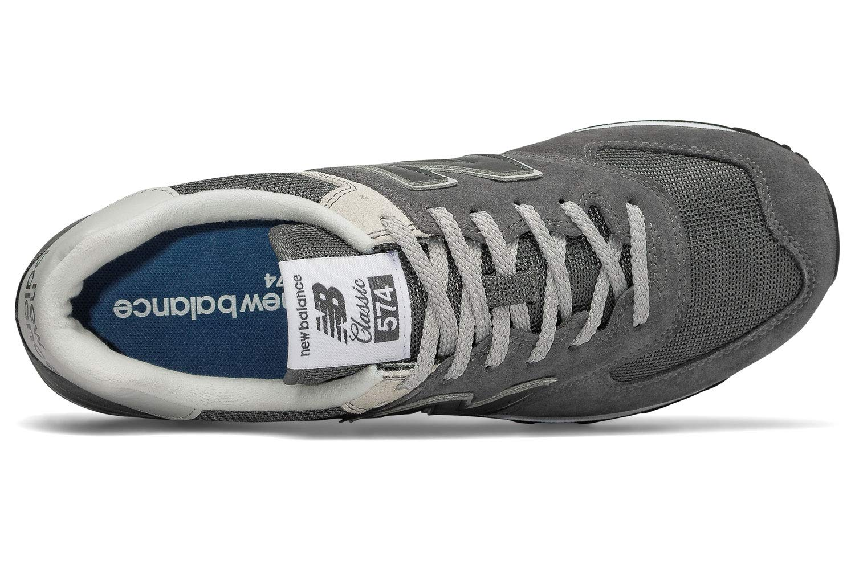 New Grau Balance Herren Ml574E Sneaker, Grau New (Magnet/Magnet Eph) 0948bd