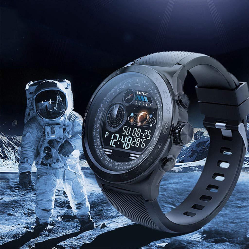 Amazon.com: NOMENI Smart Watch Bluetooth Camera Smart ...