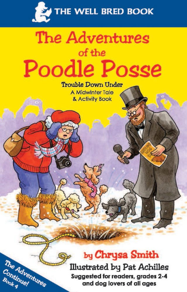 Read Online Trouble Down Under (The Adventures of the Poodle Posse, Book 4) PDF
