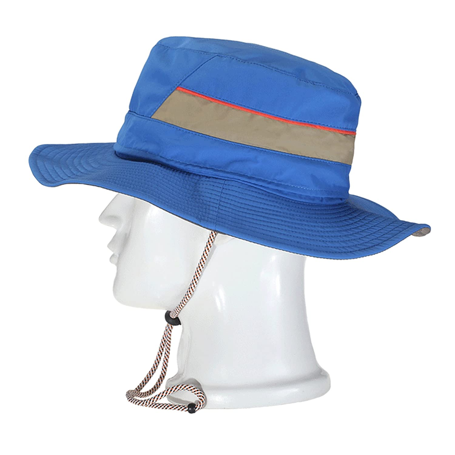 Ksenia Detachable Bucket Hat Wide Brim Quick Dry Mesh Sun Hat with String  at Amazon Men s Clothing store  69f9f32b09a