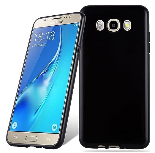 2 opinioni per Cadorabo- Custodia silicone TPU per Samsung Galaxy J7 (6) (Modello 2016) super
