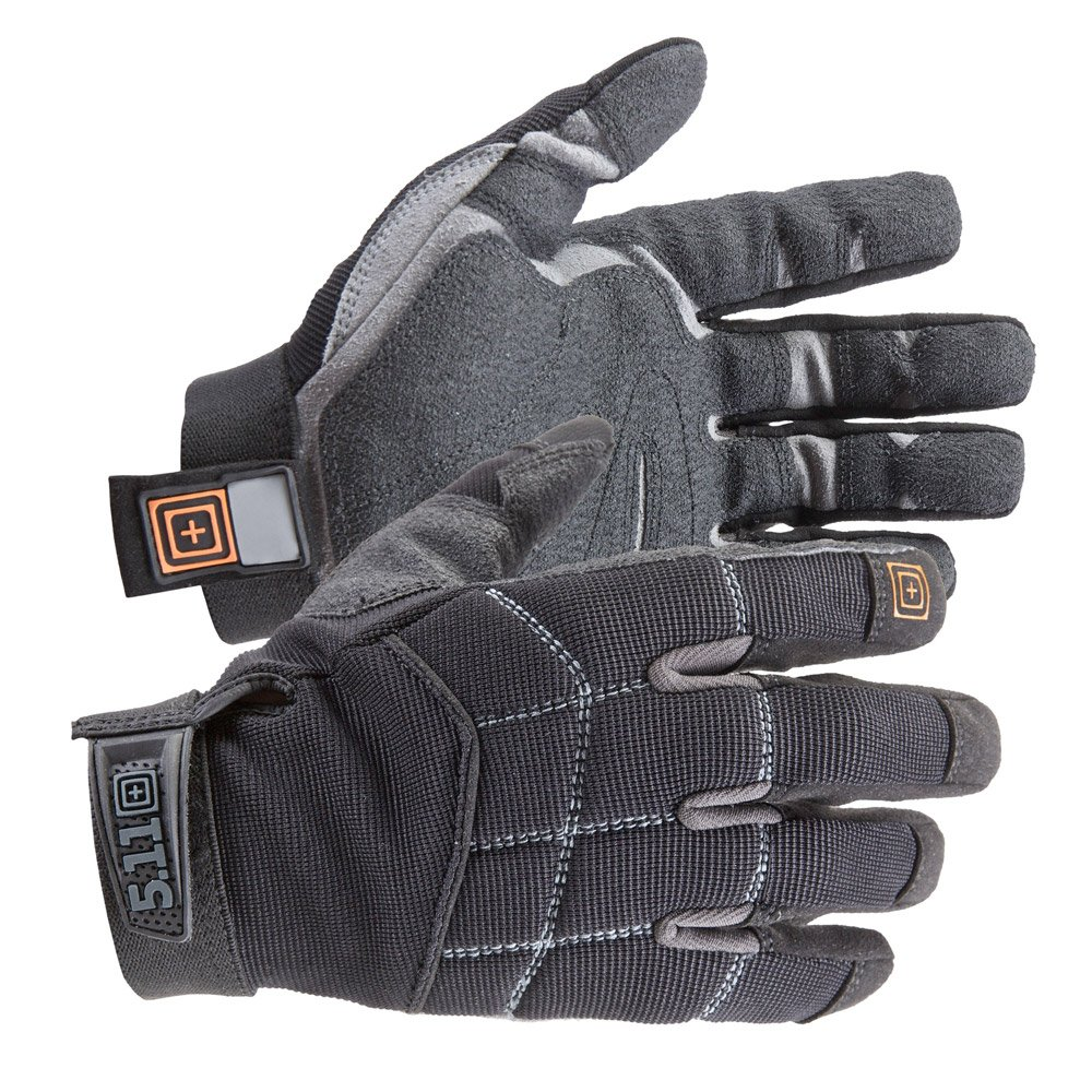 Black grip gloves - Amazon Com 5 11 Tactical Station Grip Glove Black Archery Gloves Sports Outdoors