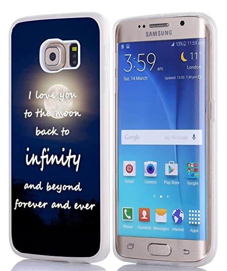 amazon com s6 edge plus case quotes about love, cover for samsungs6 edge plus case quotes about love, cover for samsung galaxy s6 edge plus case