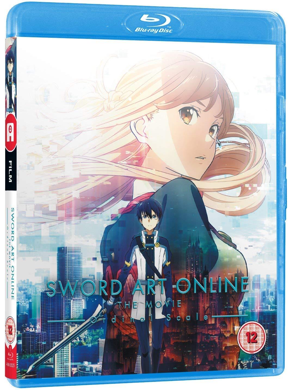 Sword Art Online - Ordinal Scale Standard BD Reino Unido Blu-ray ...