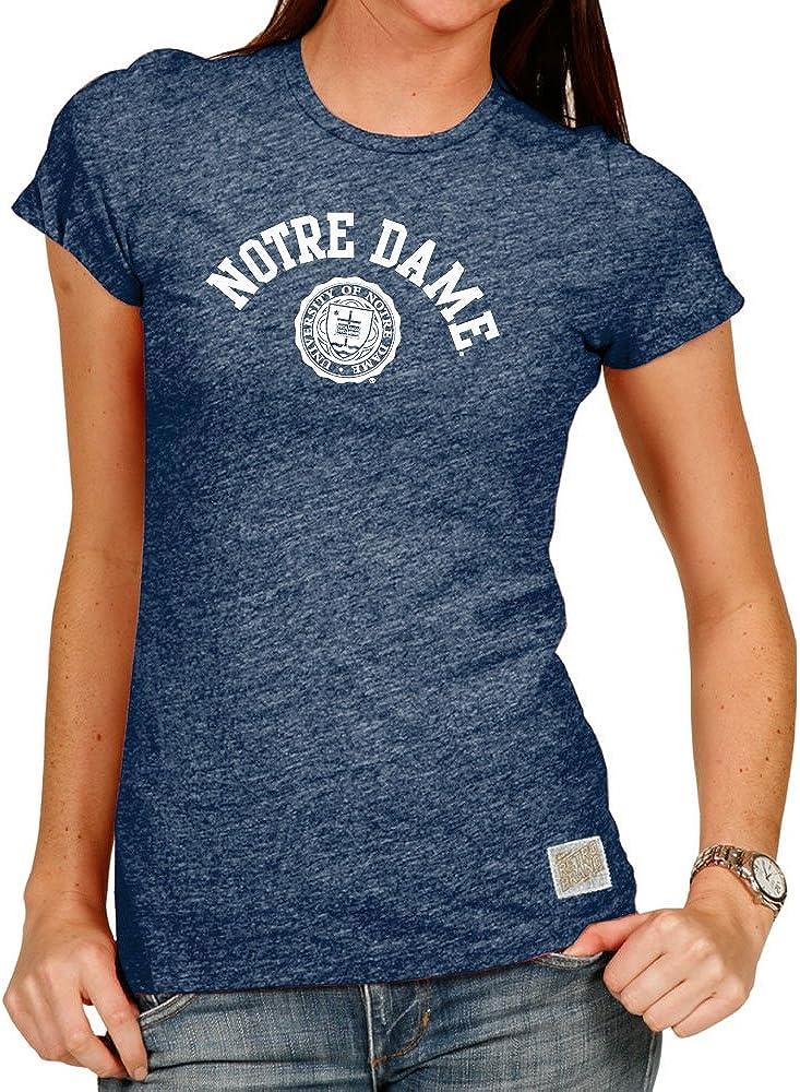 University of Notre Dame NCAA Fighting Irish Women Tee Shirt