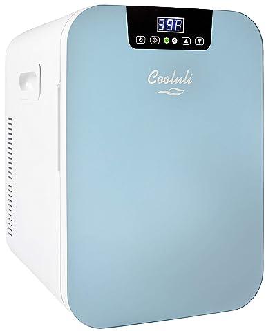 Cooluli Concord - Mini refrigerador de vino compacto para viajes ...