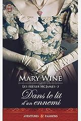 La saga McJames (Tome 3) - Dans le lit d'un ennemi (French Edition) Kindle Edition