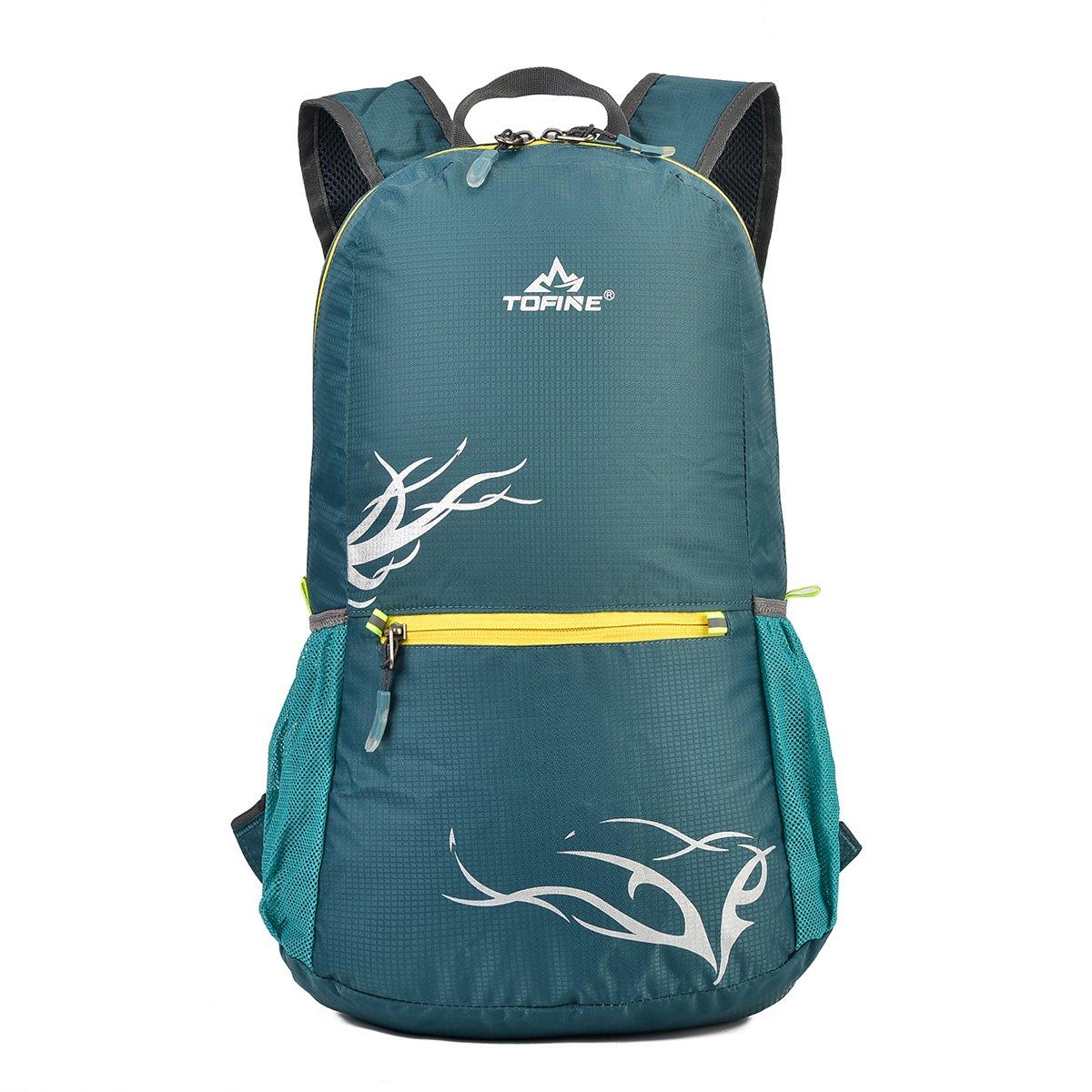 2d633045013a Amazon.com : Tofine Running Backpack Mini Lightweight Water ...