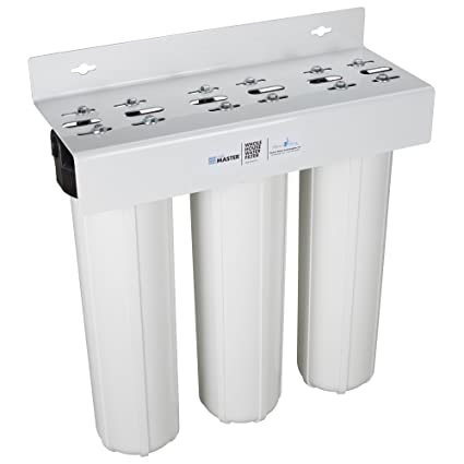 home master hmf3sdgfec whole house 3-stage water filter with fine ...