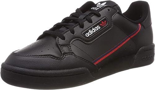 ADIDAS Originals Continental 80 Sneaker Junior Bambini Da Donna Nero f99786